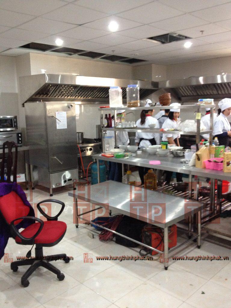 bếp công nghiệp tại Lạng Sơn