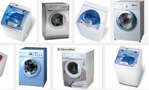 Nên mua máy giặt cửa trước hay cửa trên.