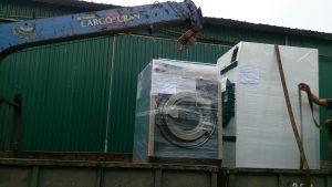 cách chọn công suất máy giặt công nghiệp