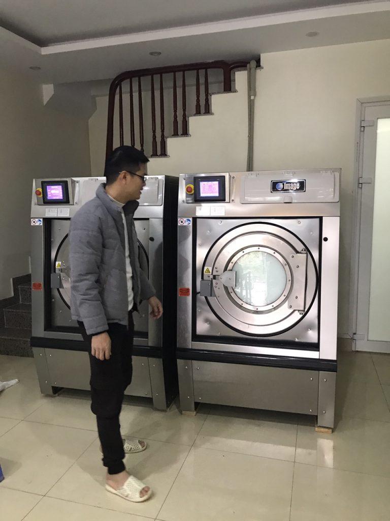 Thương hiệu máy giặt công nghiệp