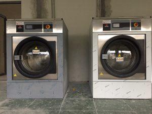 vệ sinh máy giặt công nghiệp