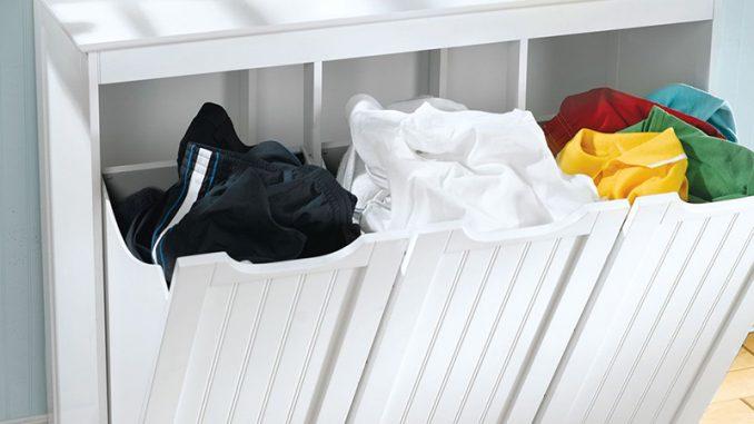 giặt quần áo bằng máy giặt
