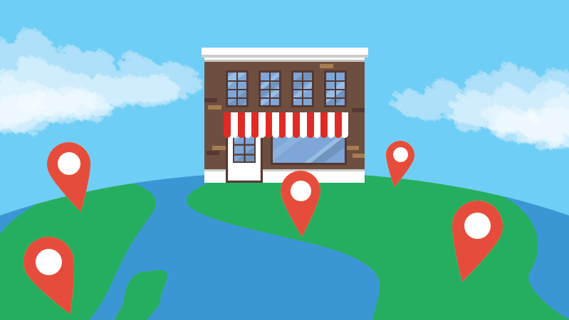 Chọn địa điểm hợp lí kinh doanh dịch vụ giặt là