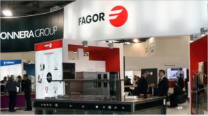 máy giặt công nghiệp Fagor 25kg