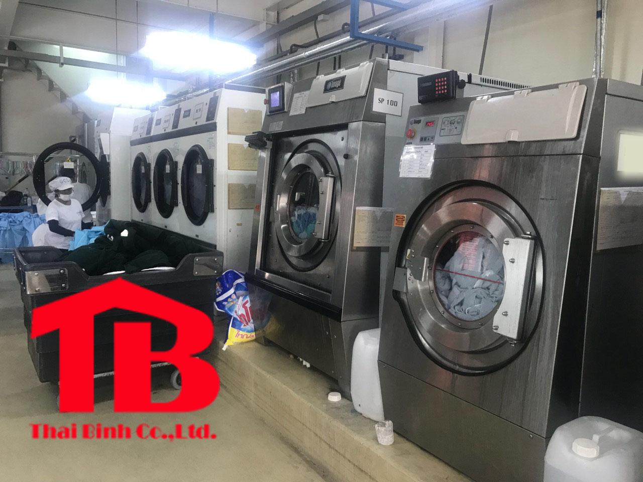 thương hiệu bán máy giặt là công nghiệp
