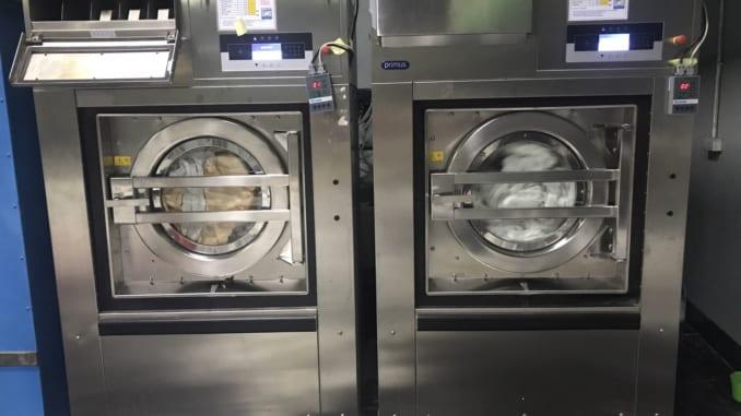 Máy giặt công nghiệp 16kg