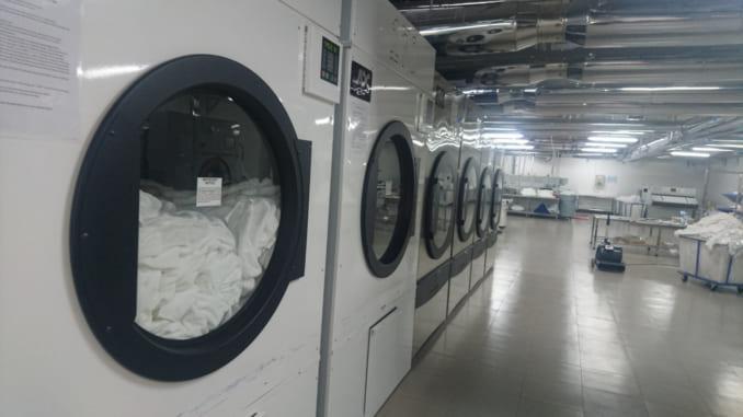 Máy sấy vải công nghiệp tốt