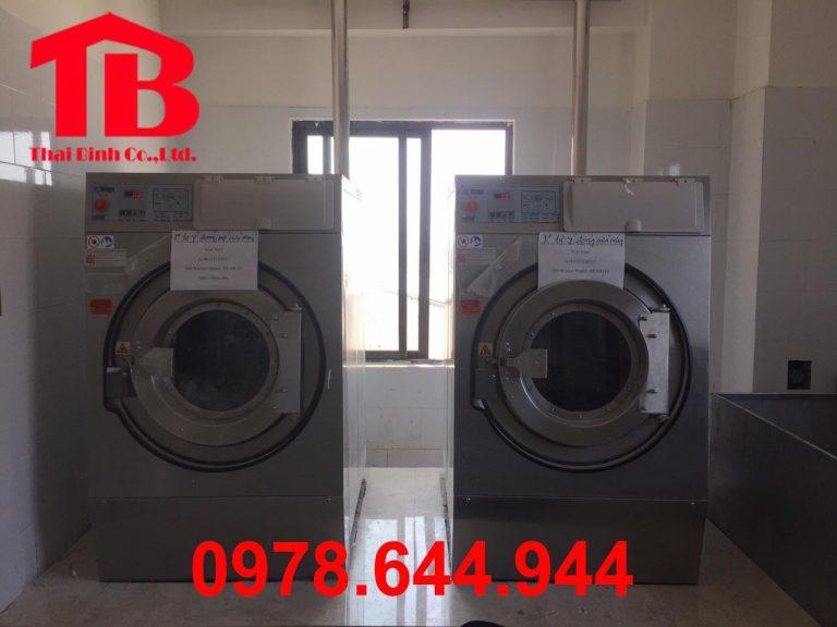 Bán máy giặt công nghiệp tại Hà Nội