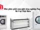 nhà phân phối máy giặt công nghiệp Fagor hàng đầu tại Việt Nam