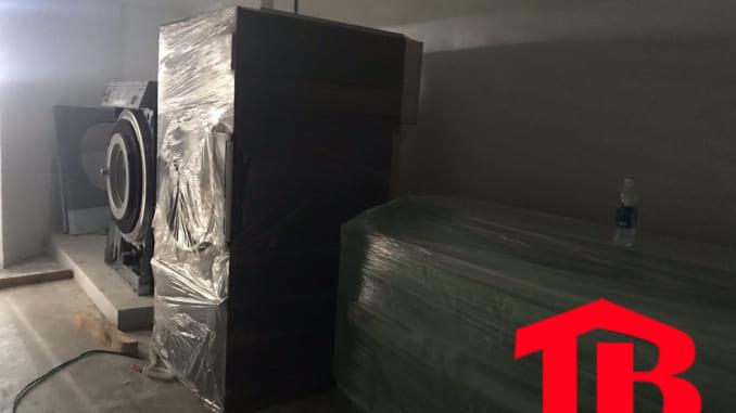 Máy giặt công nghiệp 40kg nhập khẩu chất lượng cao