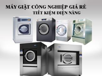 máy giặt công nghiệp giá rẻ tiết kiệm điện năng