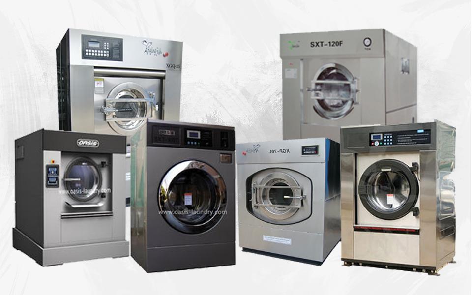 Ưu điểm của máy giặt công nghiệp Trung Quốc