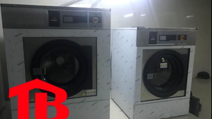 Thương hiệu máy giặt công nghiệp nhập khẩu