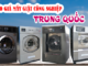 báo giá máy giặt công nghiệp Trung Quốc