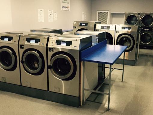 Mua bán máy giặt công nghiệp Primus