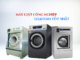 máy giặt công nghiệp loại nào tốt