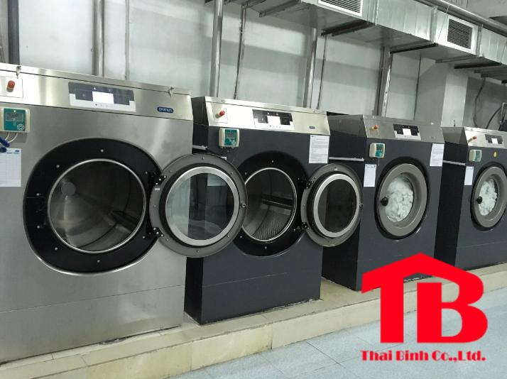 Máy giặt công nghiệp mới Primus RX