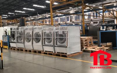 Máy giặt công nghiệp mới Image HE