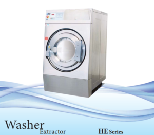 Máy giặt công nghiệp tốt nhất Image HE 40