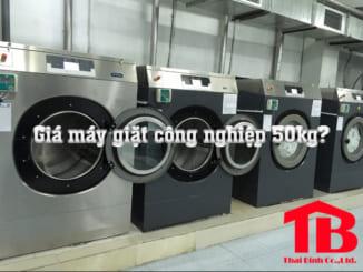 giá máy giặt công nghiệp 50kg bao nhiêu tiền