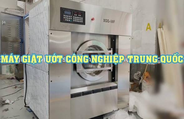 máy giặt ướt công nghiệp Trung Quốc