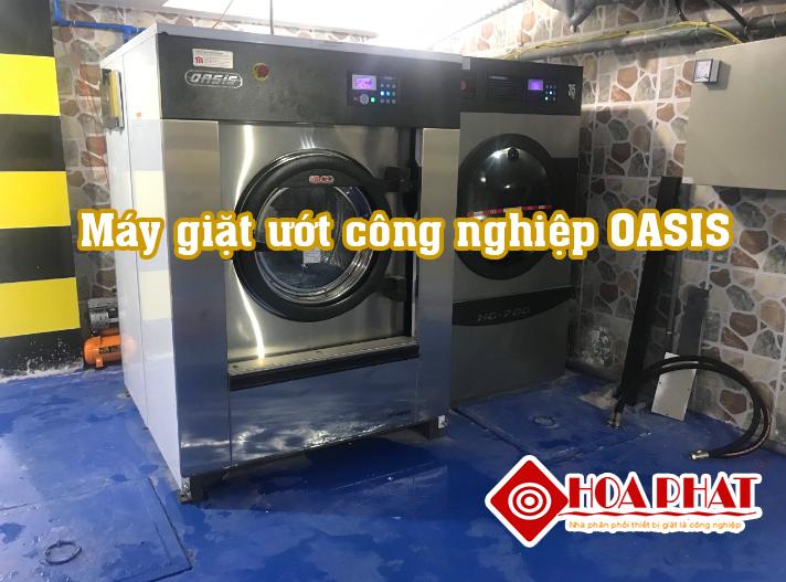 máy giặt ướt công nghiệp OASIS