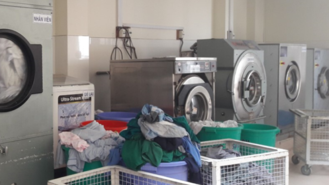 giá máy giặt công nghiệp 35kg