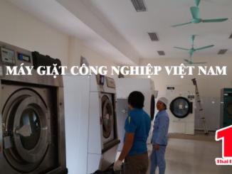 Máy giặt công nghiệp Việt Nam nên dùng loại nào tốt?