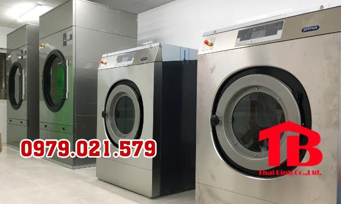 công suất máy giặt công nghiệp Mỹ