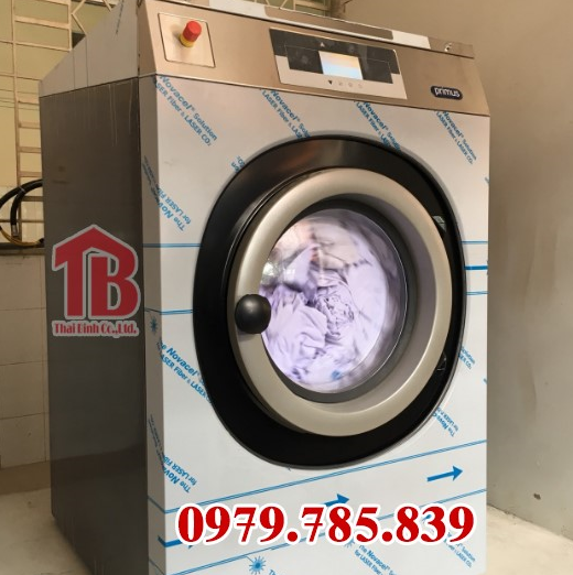 cấu tạo máy giặt công nghiệp Mỹ
