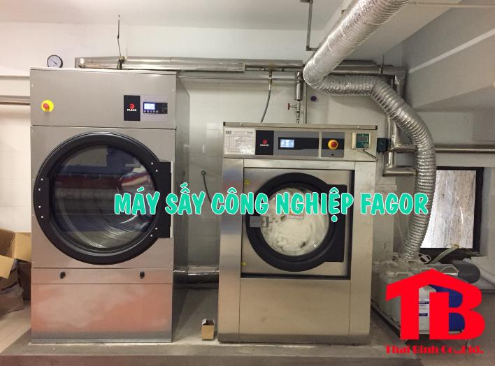 Máy sấy quần áo công nghiệp FAGOR