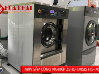 máy sấy công nghiệp 35kg oasis hg 700