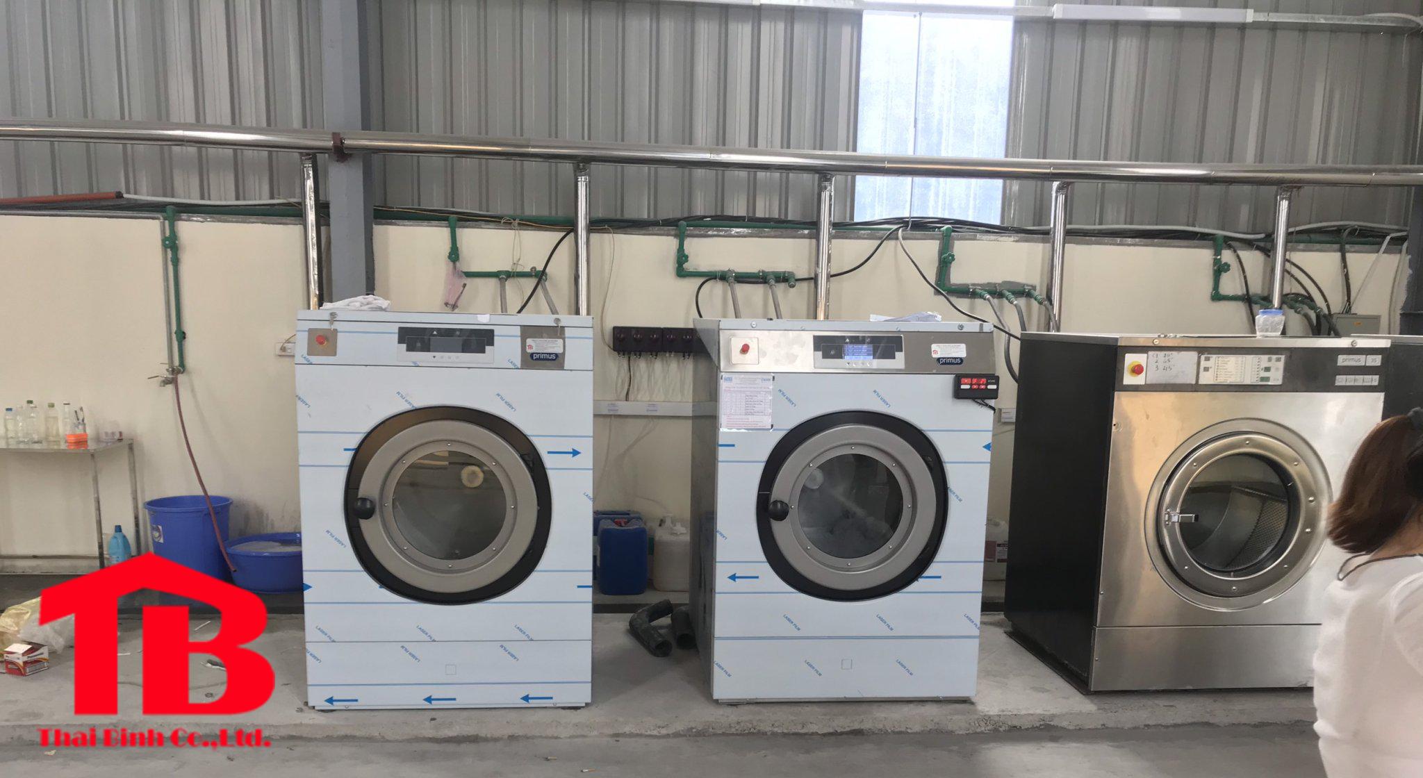 bán máy giặt sấy công nghiệp