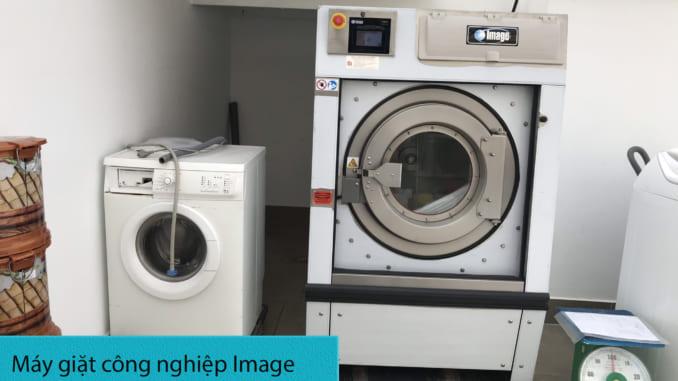 máy giặt công nghiệp chính hãng Image