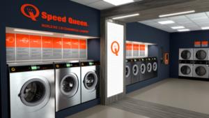 Xuất xứ máy giặt công nghiệp Speed Queen