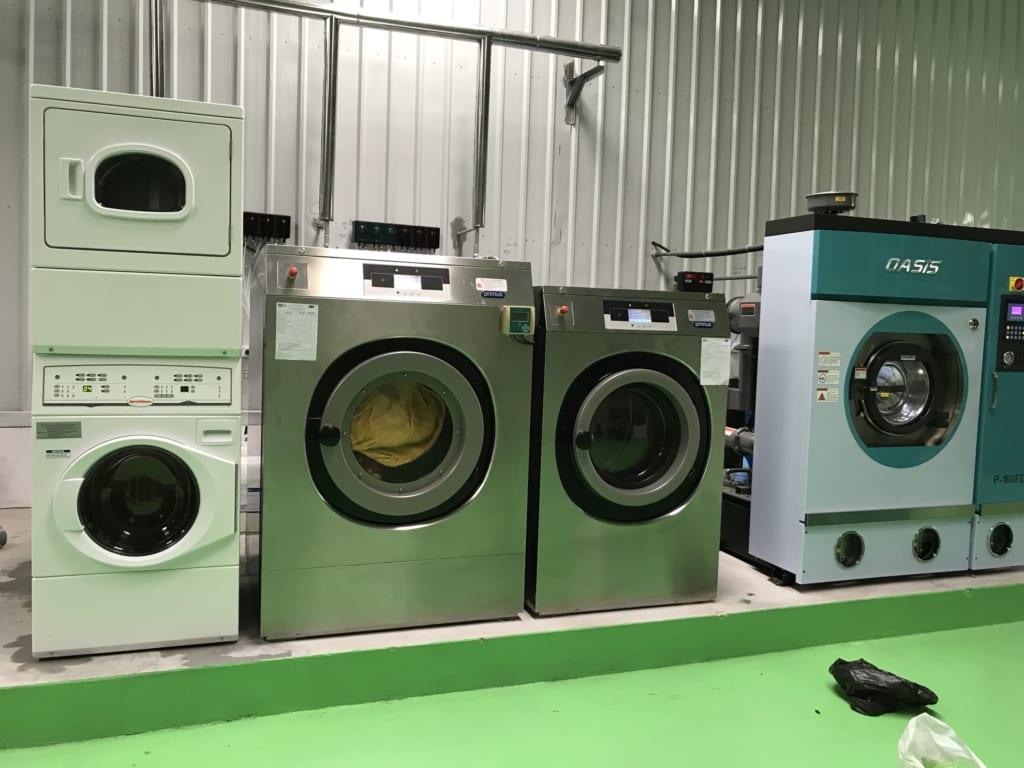 Bật mí giá máy giặt công nghiệp 100kg công suất lớn giá rẻ bao thị trường